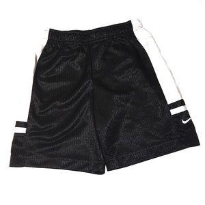 Nike Shorts Boys 6 Black and White